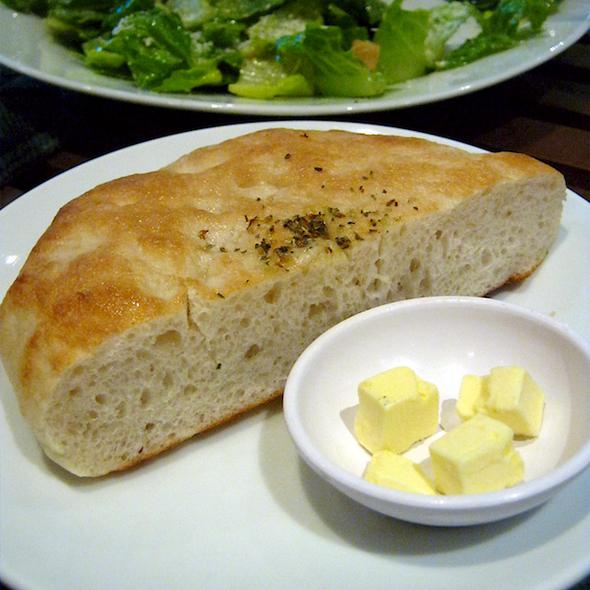 Focaccia Bread @ Duke's Express (Emporium)