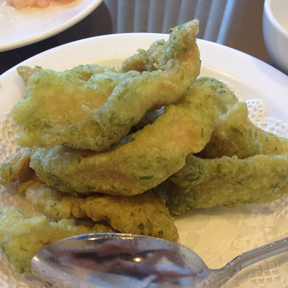 Seaweed Fried Fish