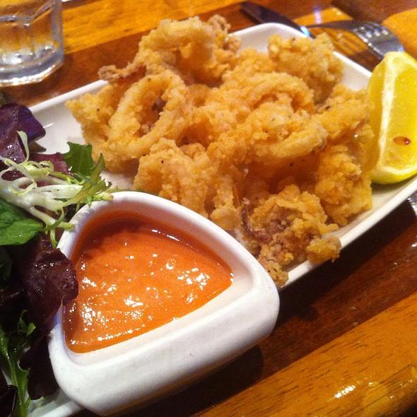 Calamari Fritti - Dimmi Bar and Trattoria, Toronto, ON