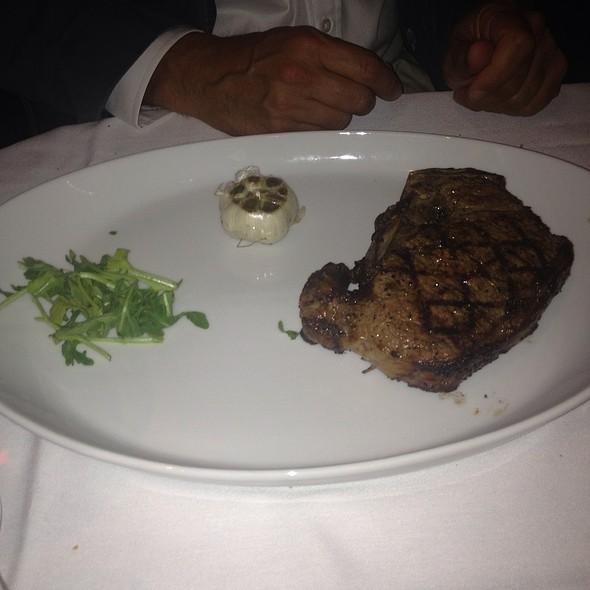 New York Strip - Gallagher's Steak House - Atlantic City, Atlantic City, NJ