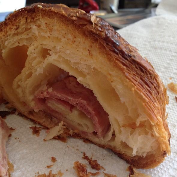 Ham & Cheese Croissant @ Tartine Bakery