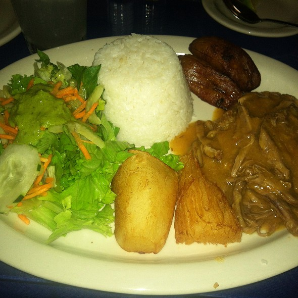 Columbian Food @ Mi Pueblito Restaurant