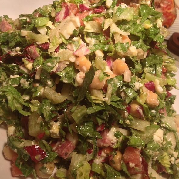 Chop Salad @ Pizzeria Biga