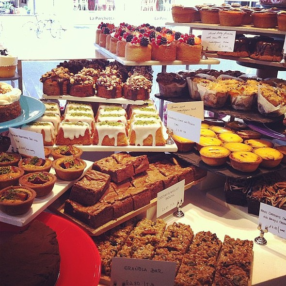 Treats for the road @ Ottolenghi