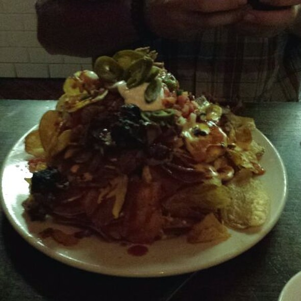 Heap 'N' Chips - Doc Crow's Southern Smokehouse & Raw Bar, Louisville, KY