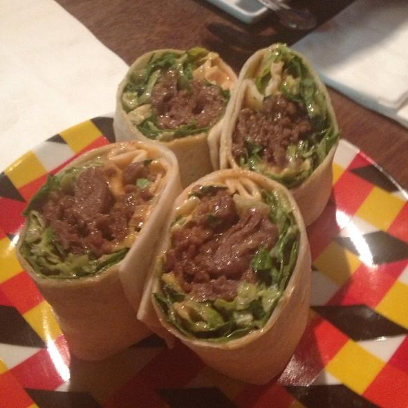 Bulgogi Taco @ Bon Chon Chicken