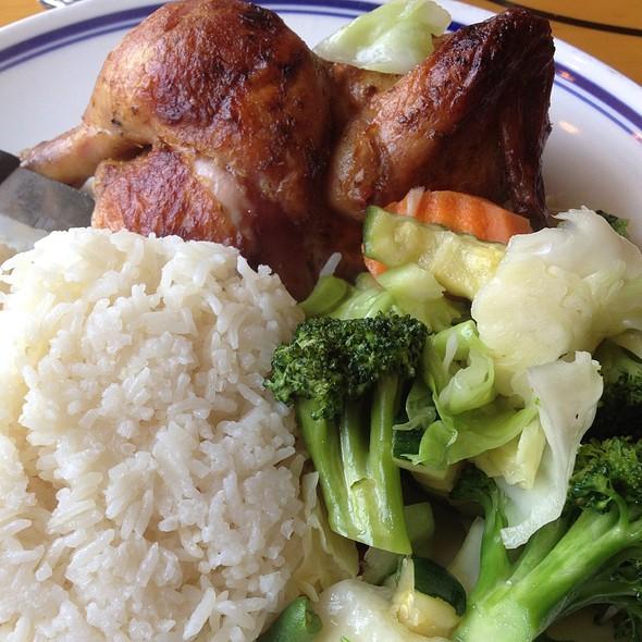 Rotisserie Chicken @ Baccali Cafe & Rotisserie