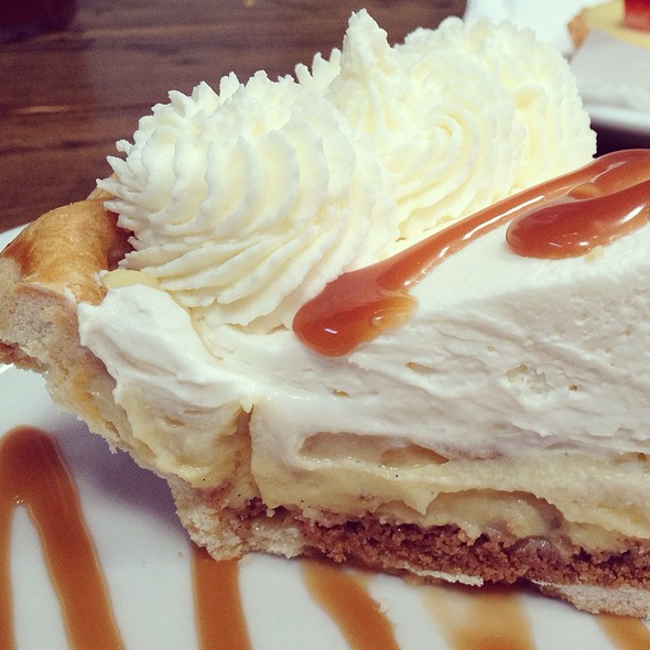 Banana Cream Pie @ Republic Of Pie