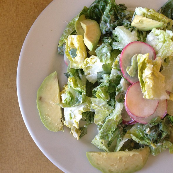 Little Gems Salad @ Little Dom's
