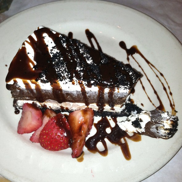 Mississippi Mud Pie - French Market Bistro, Baton Rouge, LA