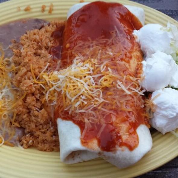 Sonora Burrito