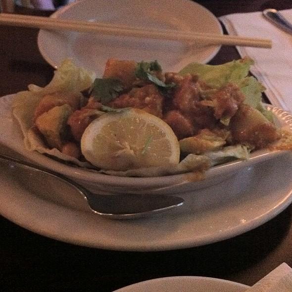 Avocado Salad @ Himalayan Cafe Inc