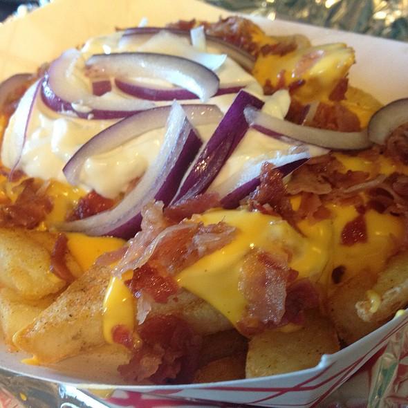 Loaded Fries @ Grillaz Gone Wild Food Truck