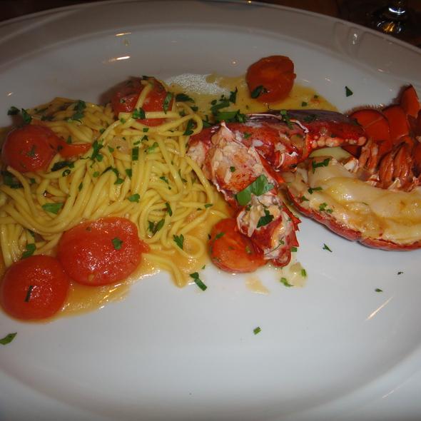 Tagiolini, Lobster @ La Ruchetta