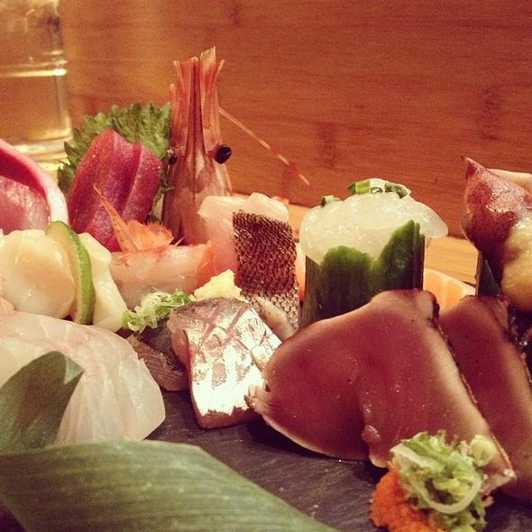 Omakase Sushi @ Jewel Bako