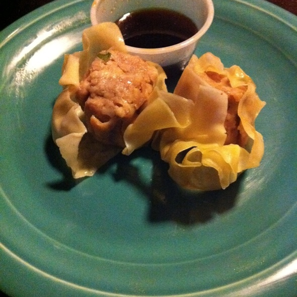Xiu Mai (A6 Pork And Shrimp Dumplings) @ Vietnam Kitchen