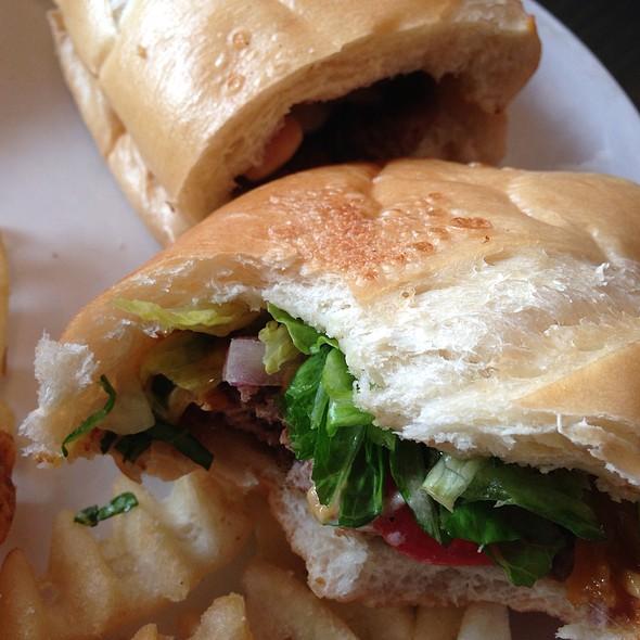 Norwegian Burger @ Valhalla Scandinavian Pub & Eatery