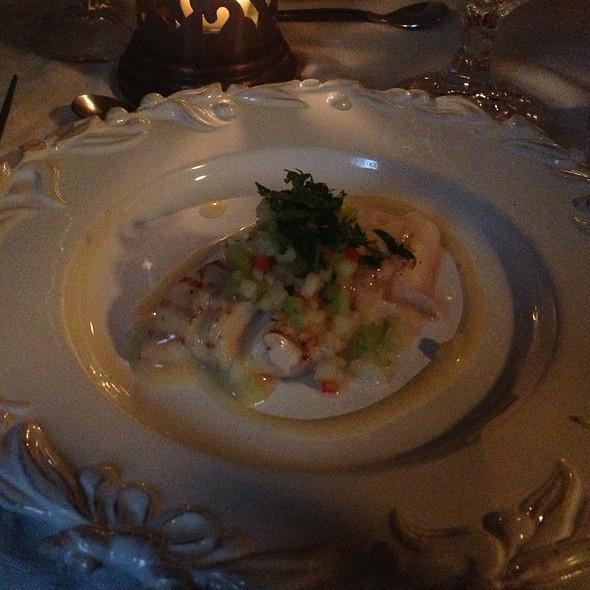 Grilled Sablefish @ Stone Soup Cottage