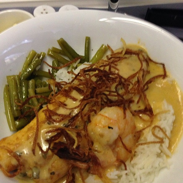Tilapia @ United Airlines