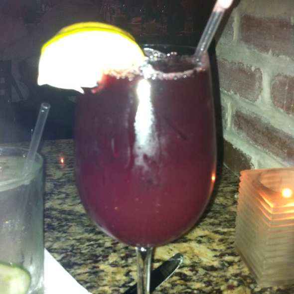 Red Sangria @ The Vine Restaurant and Wine Bar