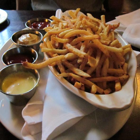 Duck Frites - Django Restaurant, Des Moines, IA