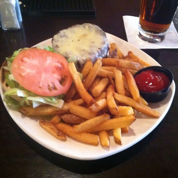 Burger @ MJ O'Connor's
