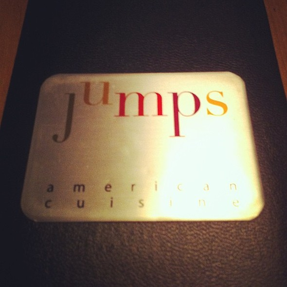 I have been wanting to go to Jumps for quite sometime now. @_olivia_bolin_ @peebles01 , , , , @ Jumps Restaurant