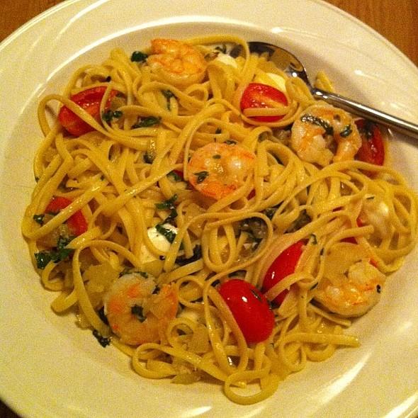 Shrimp Linguine. , , , , @ Jumps Restaurant