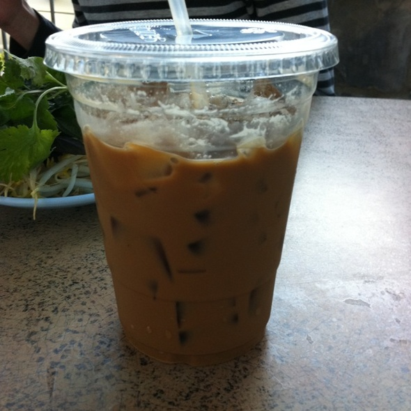 Vietnamese Iced Coffee @ Pho Coffee Factory Inc