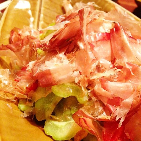 Bitter Cucumber Salad @ Nirai Kanai