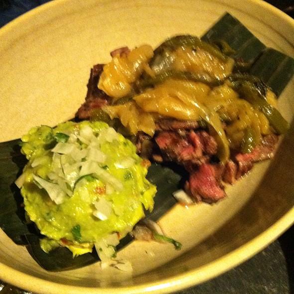 Tacos Al Carbon Steak