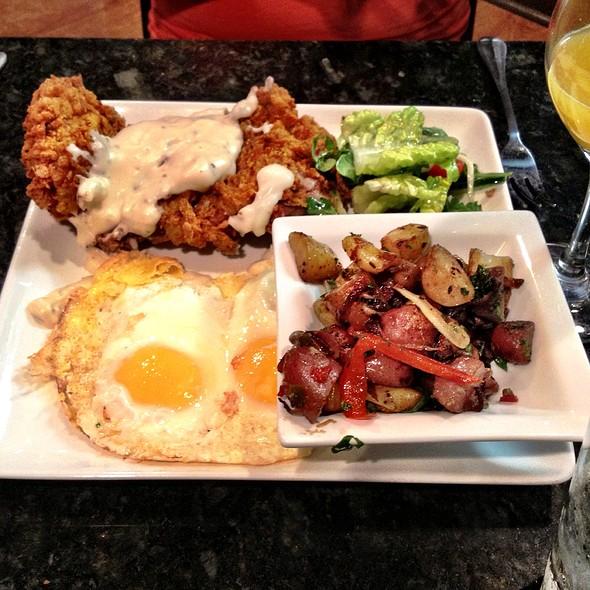 Chicken Fried Steak - Lucille's, Houston, TX