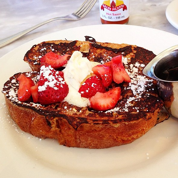 French Toast @ Plow