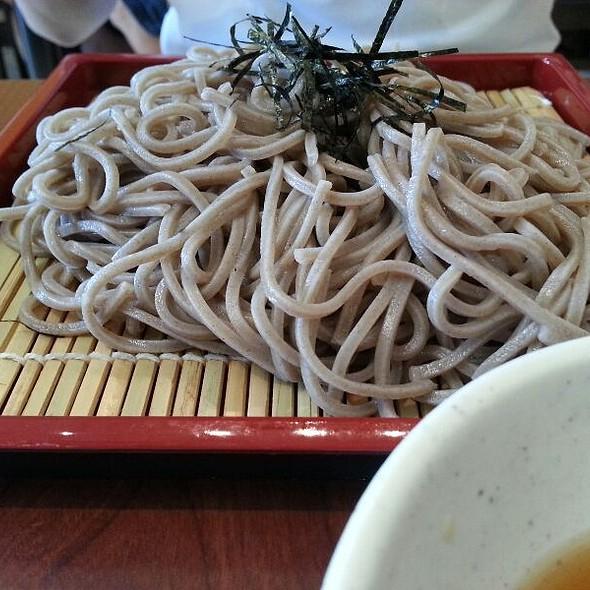 Soba @ Takeya Sushi
