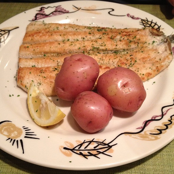 Pan Fried Trout - Real Seafood Company - Ann Arbor, Ann Arbor, MI