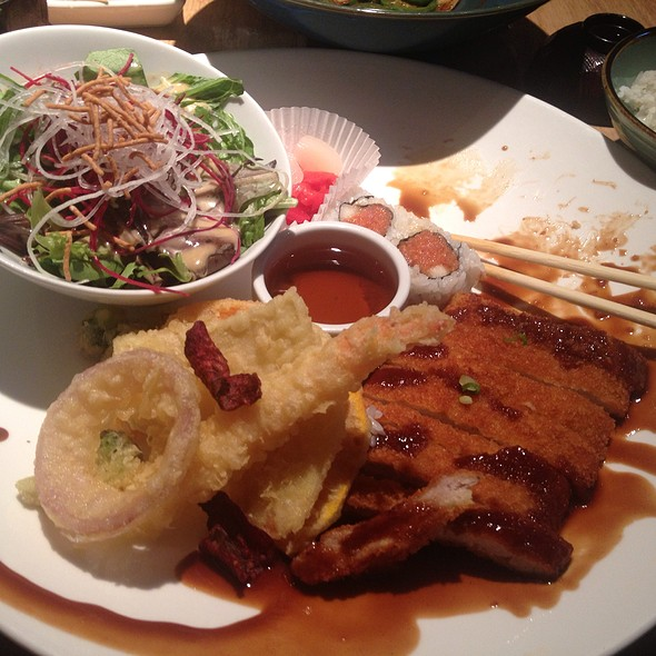 tonkatsu @ Sakana Japanese Sushi And Grill