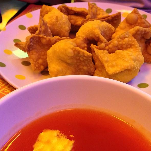 Rangoon At China Kitchen