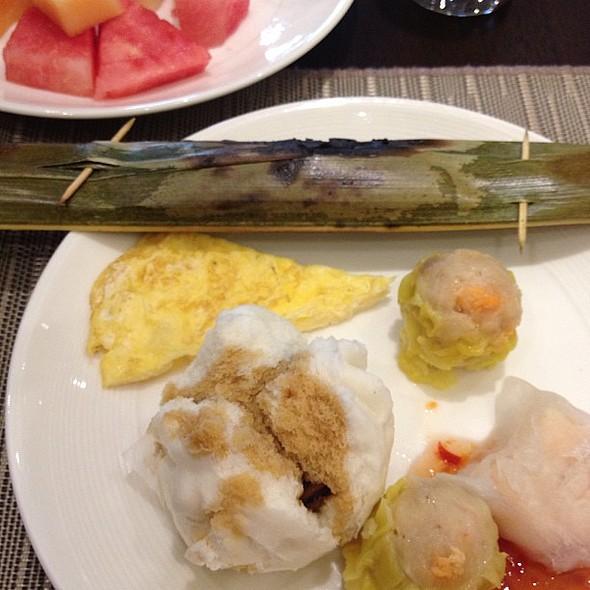 Good morning from Singapore. @ Mövenpick Heritage Hotel Sentosa