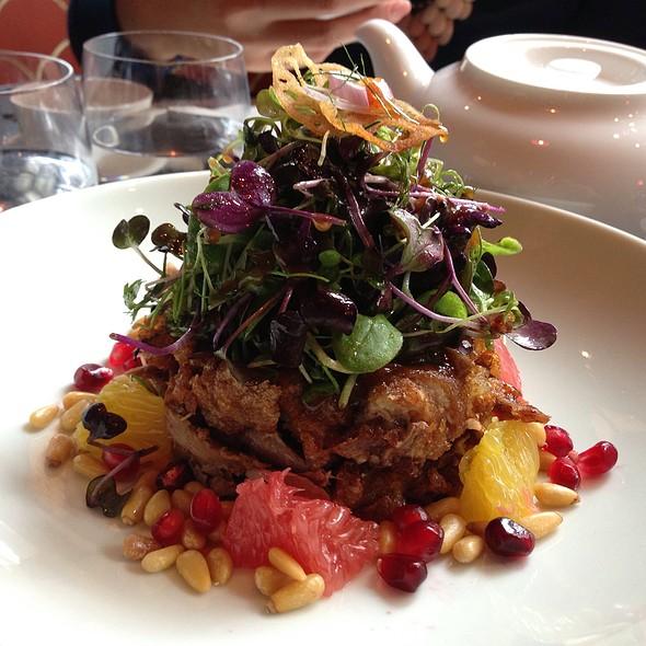 Crispy Duck Salad @ Hakkasan