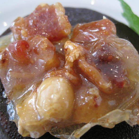 Bacon-Peanut Brittle @ Cafeteria