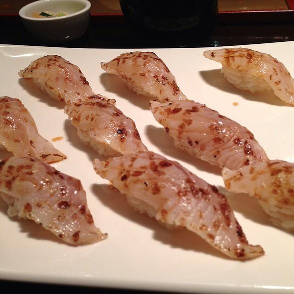 Black Cod Sushi