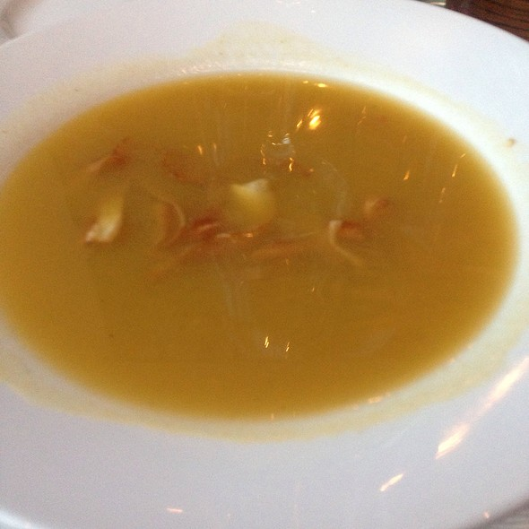 Parsnip And Nutmeg Soup - Modis, Breckenridge, CO