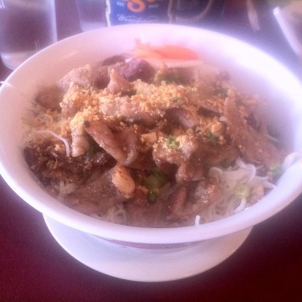 Bun Thit Nuong @ Pho 79