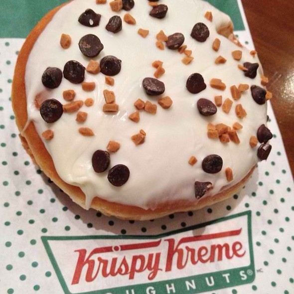Cookie Butter Donuts @ Krispy Kreme - RCBC Tower One