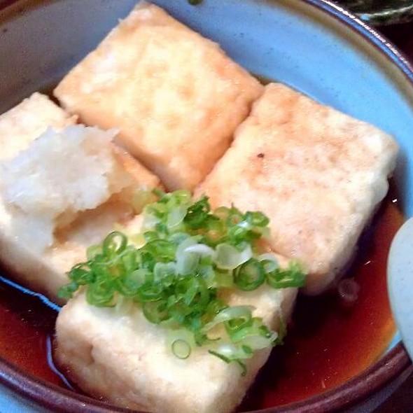 Agadashi Tofu @ Fujinoya