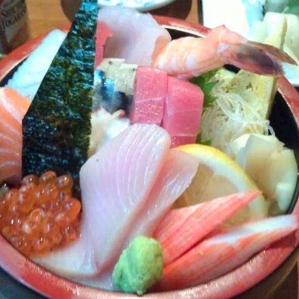 Chirashi @ Fujinoya