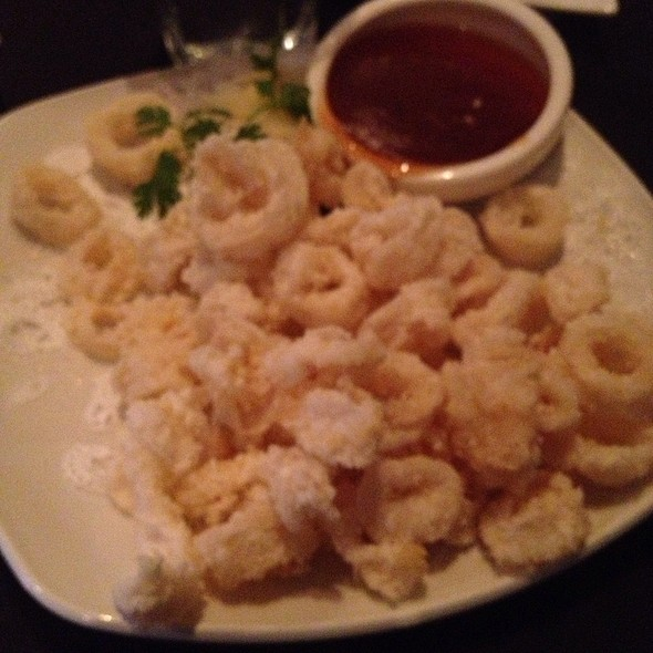 Calimari - Jing Restaurant, Greenwood Village, CO