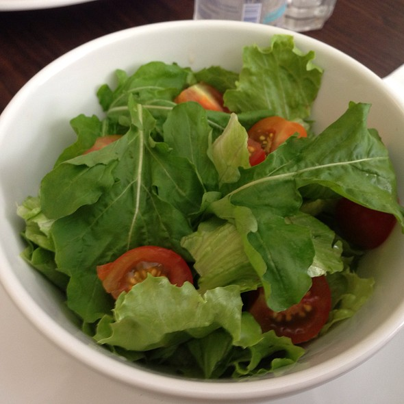 Side Salad @ Pizza Hut