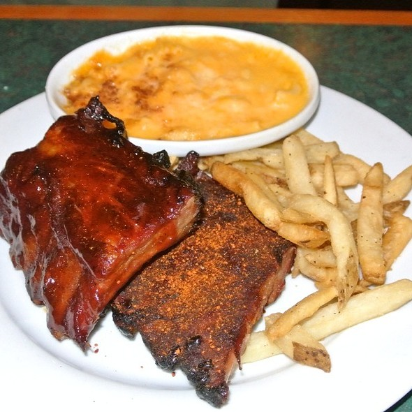 Ribs @ Smokey Bones Bar & Fire Grill