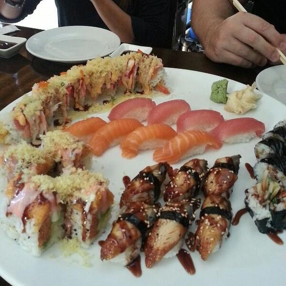 Assorted Sushi @ Sushi House